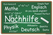 Langjährige Nachhilfelehrerin bietet Unterricht in