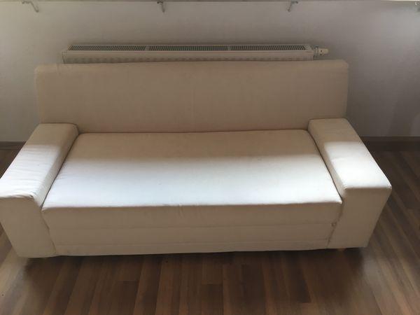 Schreibtisch und Bett- Sofa zu
