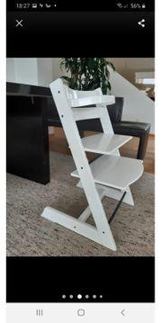Stokke Stuhl Tripp Trapp weiß -