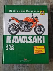 Reparaturanleitung Kawasaki z750 Z1000