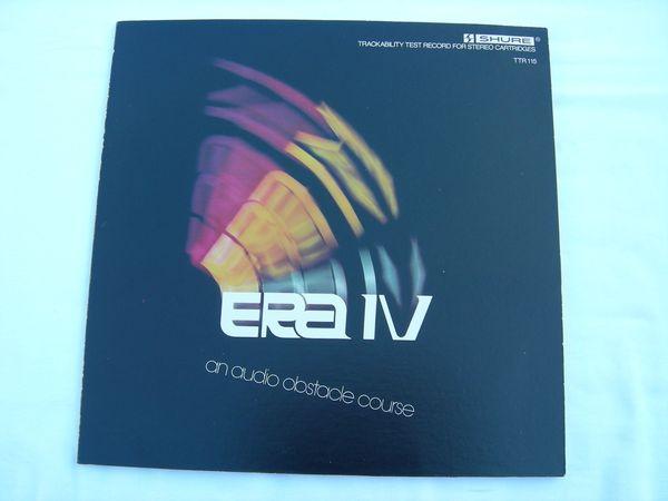Vinyl Plattenspieler Test LP von