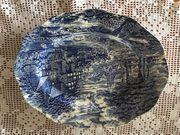 Porzellan - Platte 36 cm