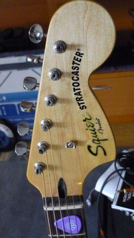Bild 4 - Elekt Gitarre Fender Squier Vintage - Eggenstein-Leopoldshafen
