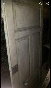 Kasetten Tür Zimmer Tür alte
