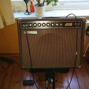 Yamaha Gitarrenamp