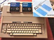 Elektrische Schreibmaschine Brother AX-15