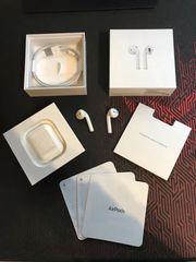 Airpods 2 Generation mit Wireless