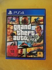 Playstation 4 - Grand theft auto