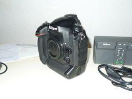 Foto und Zubehör - Nikon D4S SLR
