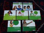 7 CD englisch Lern-Software für