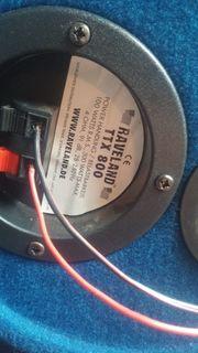 Bass Röhre Raveland 300 Watt