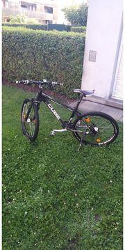 MTB CUBE fahrrad