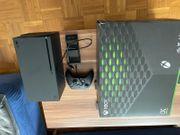 Xbox Series x mit Akku