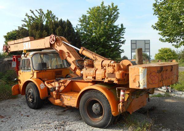 Krupp - Ardelt Mobilkran 6 GS -