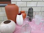 Vasen 14 Stck Flohmarktware oder