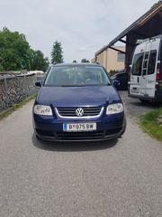 VW Touran 1 9TDI