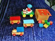Holzspielzeug Posten