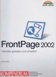 FrontPage 2002 Kompendium mit CD