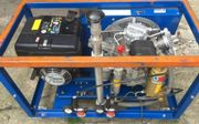 Hochdruckkompressor Dieselmotor ( Bauer )