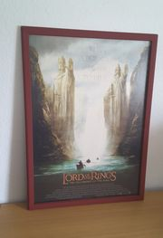 Herr der Ringe Poster mit