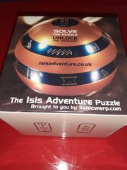 Isis Adventure puzzle