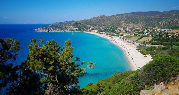Sardinien Solanas