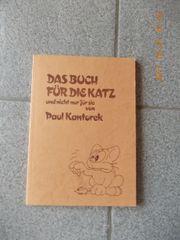 Das Buch für die Katz