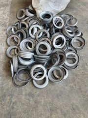 Metallringe für Baustützen