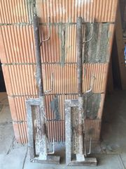 Absturzsicherung Treppengeländer für Rohbau 2
