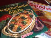Kochbücher vegetarisch gemüse