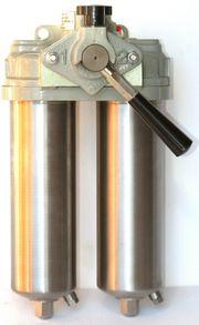 Sturzfiltration R9W1530-3-1 Filtergehäuse
