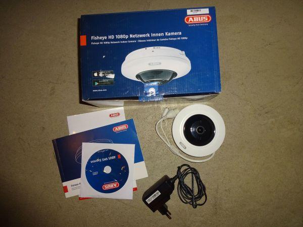 ABUS TVIP Fisheye » Digitalkameras, Webcams