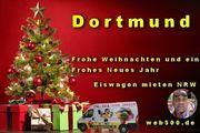 Dortmund Eiswagen mieten Frohe Weihnachten