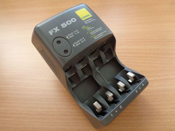 Steckerladegerät COMPIT FX 500 für