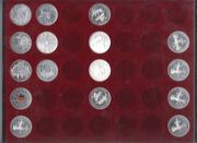 20 Euro Gedenkmünzen 2018 - 2019 -