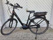 E Bike neuwertig schwarz GiantE