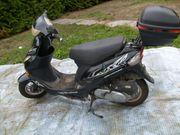 Rex Motorroller 25 KM H