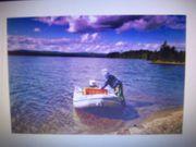 Schlauchboot Marke Bombard 5 PS