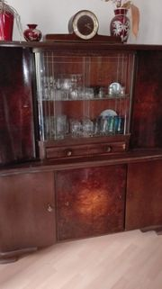 Wohnzimmerschrank Schleiflackbuffet
