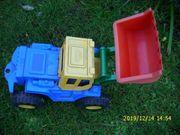 LENA Kunststoff-Traktor Radlader wirklich OK