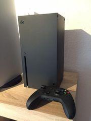 Xbox Series X Neuwertig