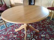 runder Holztisch sehr guter Zustand