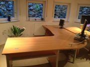 Schreibtisch Anlage
