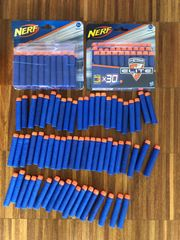Nerf-Sammlung 3 Waffen 124 Darts