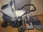 Kinderwagen Buggy Fusssack HARTAN SKATER