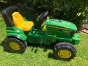 Rolly Toys John Deere Traktor