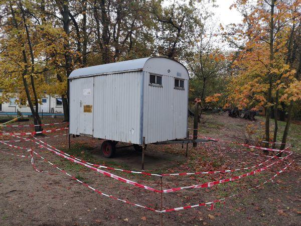 Bauwagen 3 40 x 2