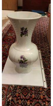 Große Vase Bareuther Waldsassen mit