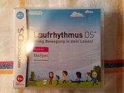 Software Laufrythmus DS Schrittzähler