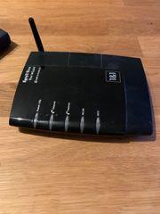 Fritz Box 7170 Router Wlan